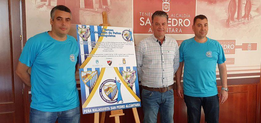 San Pedro Alcántara acogerá el próximo 19 de mayo el VII Torneo Federación de Peñas Malaguistas