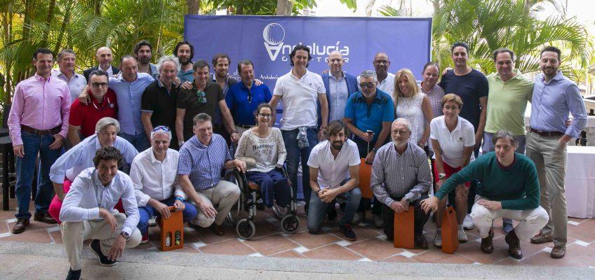 Un torneo de golf y una gala solidaria recaudan más de 6.000 euros a favor de la joven marbellí Sarah Almagro