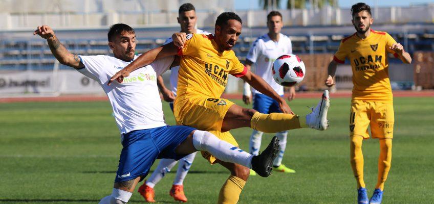 El Marbella F.C. se despide de su afición con  un gran triunfo ante el UCAM (2-0)