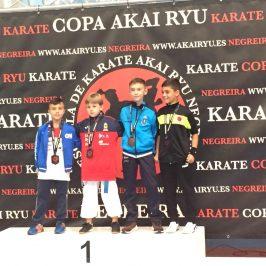 Elisey Yagudin de Olympic Marbella se proclama Oro con el equipo              español