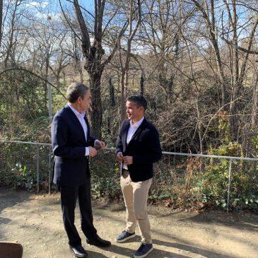 EL EX PRESIDENTE JOSÉ LUIS RODRÍGUEZ ZAPATERO PARTICIPARÁ EN UN ACTO EN MARBELLA JUNTO AL CANDIDATO JOSÉ BERNAL