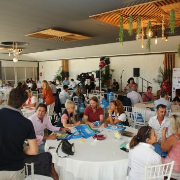 Residentes extranjeros han participado hoy en la cuarta edición del encuentro United Nationalities Marbella Summit