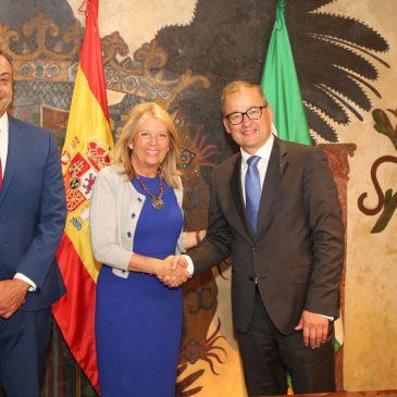 Marbella y la República Checa estrechan sus lazos de colaboración y plantean propuestas para enriquecer la vida cultural de la ciudad