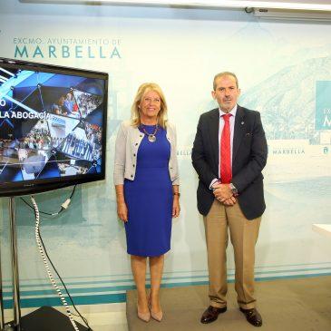 Marbella acogerá el 15º Congreso Jurídico de la Abogacía Malagueña los días 17 y 18 de octubre con la participación de más de 1.700 profesionales de toda España