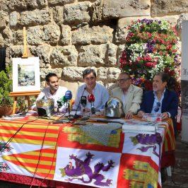 Marbella recreará por segundo año consecutivo la entrada del Rey Fernando el católico a la ciudad   El acto, en el que participarán más de 100 personas, tendrá lugar el domingo 9 de junio, en el marco del programa de la Feria y Fiestas de San Bernabé