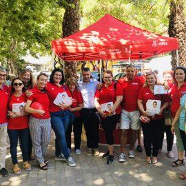 EL PSOE PROPONE QUE LOS MAYORES Y FAMILIAS EN SITUACIÓN DE VULNERABILIDAD NO PAGUEN LA TASA DE BASURA