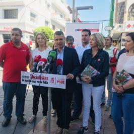EL PSOE APUESTA POR LA EX DELEGADA DE SALUD  ANA ISABEL GONZÁLEZ PARA LA TENENCIA DE ALCALDÍA DE SAN PEDRO