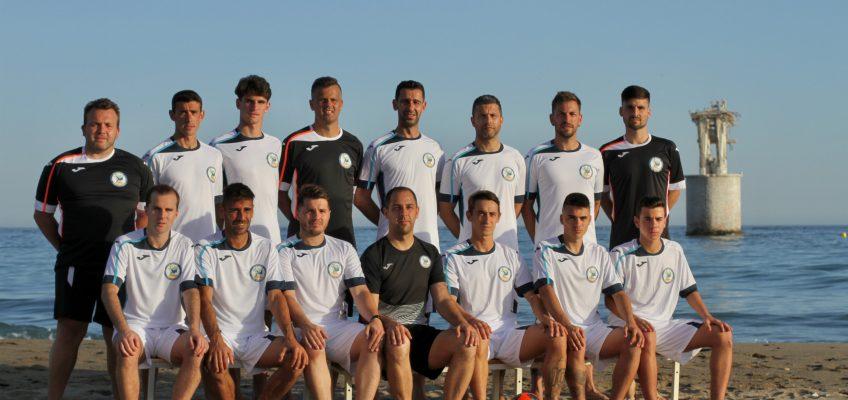 El C.D. Fútbol Playa Marbella arranca este sábado el campeonato liguero