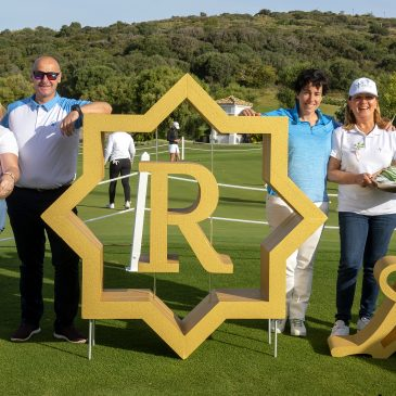 La AECC, protagonista del torneo La Reserva de Sotogrande Invitational hosted by ANNIKA • Más de 20.000 € de recaudación provisional hasta el momento en La Reserva Club  • El golf femenino se vuelca una vez más en la lucha contra el cáncer