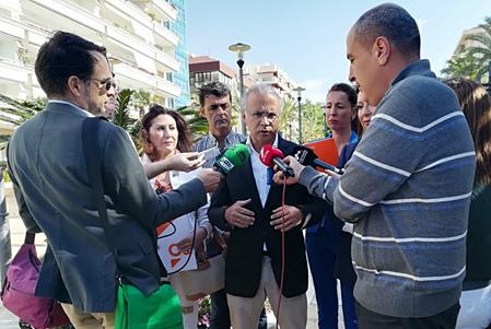 Ciudadanos propone un Plan Integral de Movilidad que acabe con los graves problemas de tránsito que sufre el municipio