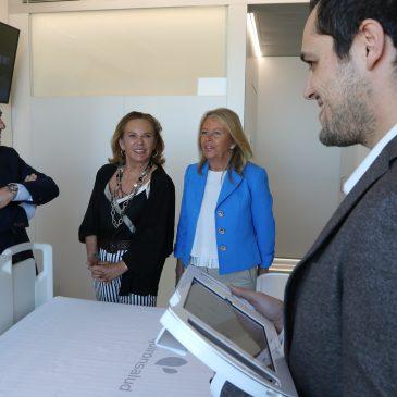 Quirónsalud Marbella inaugura una nueva área de hospitalización dotada de la última tecnología digital La planta cuenta con 13 habitaciones provistas de avanzados sistemas de información en beneficio de la calidad asistencial, la comodidad y la experiencia del paciente.