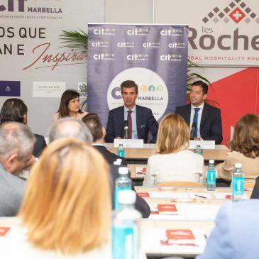 "Les Roches Marbella clausura con éxito la Jornada de Liderazgo Empresarial ""Eventos que Lideran e Inspiran"""