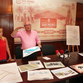 Rafael Piña se despide de la Tenencia de Alcaldía de San Pedro dejando medio centenar de proyectos en curso