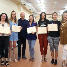 El Ayuntamiento entrega los diplomas del Taller de Defensa Personal realizado en Marbella a las mujeres participantes IGUALDAD Y DIVERSIDAD