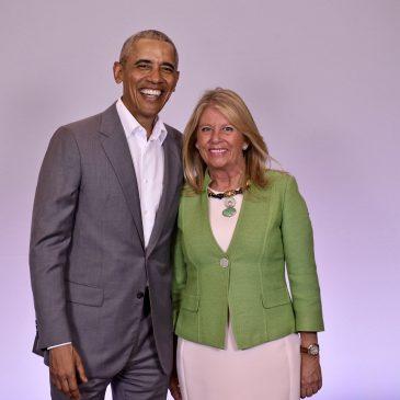 El Ayuntamiento traslada al expresidente Obama una invitación para que regrese a Marbella a disfrutar de su oferta turística