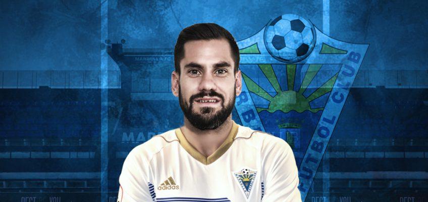 Saúl González, quien quedará vinculado al club hasta el 30 de junio de 2021