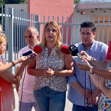 EL PSOE PEDIRÁ EN PLENO QUE EL AYUNTAMIENTO CEDA A LA JUNTA LA PARCELA A LA ENTRADA DE SAN PEDRO PARA LA UBICACIÓN DEL 061