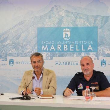 Marbella actualiza su Plan de Emergencias Municipal para adaptarlo a la nueva normativa e incluir los nuevos medios materiales