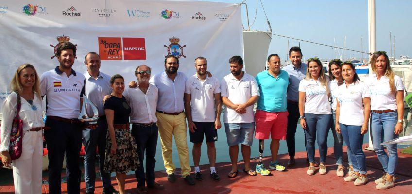 El Puerto Deportivo de Marbella acogerá este fin de semana una nueva edición de la Regata de San Bernabé
