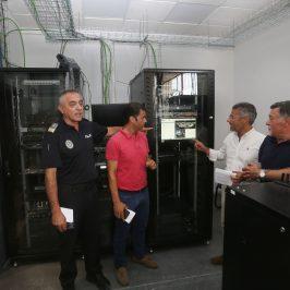 Marbella contará en septiembre con un nuevo Centro de Coordinación de Emergencias dotado con los últimos avances tecnológicos