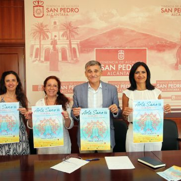 El XV Festival Arte Sano reunirá 50 puestos y celebrará un centenar de actividades este fin de semana en San Pedro Alcántara  Este evento, que se ubicará en la playa de La Salida, tiene como objetivo fomentar la expresión artística y la salud natural