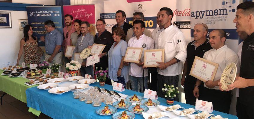 La Ribera y Savor consiguen los primeros premios de la XI Ruta de la Tapa en las categorías Popular y 5 Estrellas, respectivamente