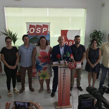 de la ciudadanía mientras gestionaba desde la Tenencia de Alcaldía de San Pedro Alcántara. Rafael Piña continuará formando parte del COMUNICACIÓN OSP
