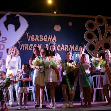 Elegidas las Reinas y Damas de la Verbena Virgen del Carmen de Marbella