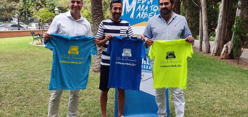 El calendario de la Media Maratón contará con tres entrenamientos dirigidos por Díaz Carretero, que tendrán lugar los días 24 de agosto y 8 y 22 de septiembre