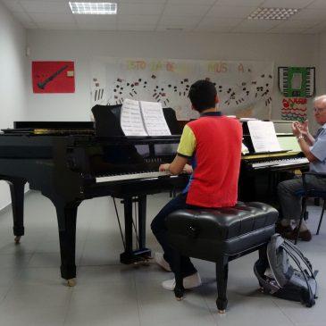 Prestigiosos docentes y profesionales de música clásica participan en la nueva edición del Marbella Music Masterclass Series 2019