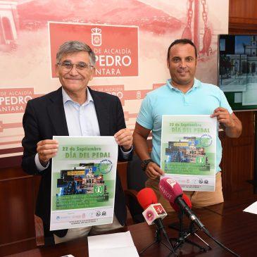 San Pedro Alcántara celebrará este domingo el Día del Pedal, en una edición comprometida con el medio ambiente y la movilidad sostenible