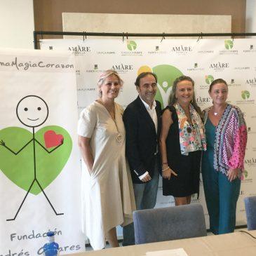 La Fundación Andrés Olivares celebra en Marbella su cena benéfica por segundo año consecutivo