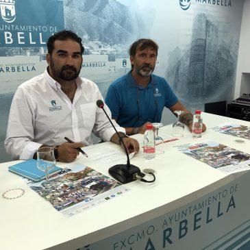 El Circuito Provincial de Baloncesto 3X3 llega este domingo a Marbella El torneo, que celebra este año su 25 aniversario, tendrá lugar en las Terrazas del Centro Comercial Plaza del Mar, entre las 10.00 y las 14.00 horas