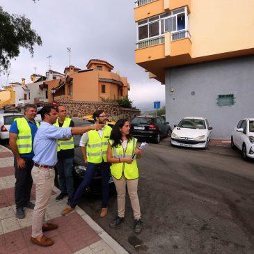 Más de 200 vecinos se beneficiarán de la renovación y mejora de la red de saneamiento en La Patera El concejal de Obras, Diego López, ha presentado la actuación que comenzará el próximo lunes en la calle Guadalquivir y que incluirá mejoras de infraestructuras en la vía