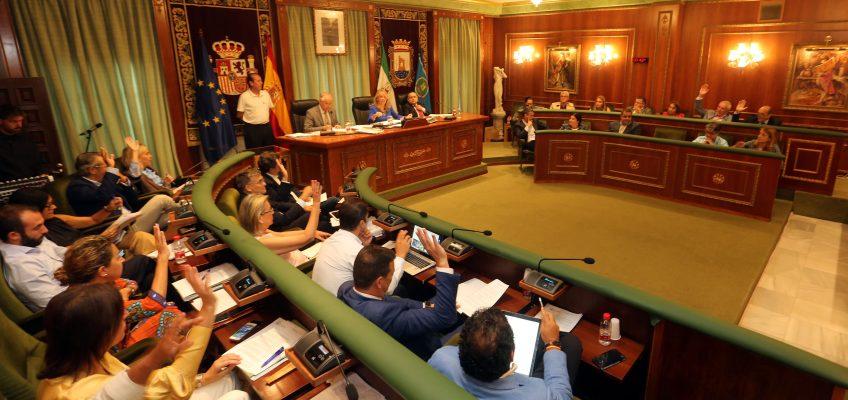 El Ayuntamiento aprueba respaldar económicamente la celebración en la Costa del Sol de la Solheim Cup 2023 para promocionar Marbella como destino turístico de golf y de grandes eventos