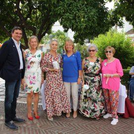 Marbella se une a la conmemoración del Día Mundial del Alzheimer con mesas informativas y petitorias